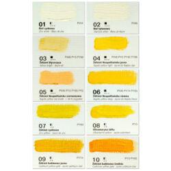 Renesans 60 ml olajfesték 01-10 színek