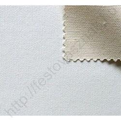 Alapozott hagyományos feszített festővászon - 100x110 cm