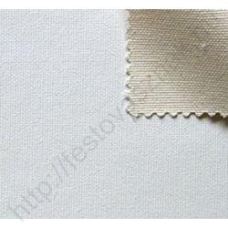 Alapozott hagyományos feszített festővászon - 110x120 cm