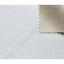Alapozott hagyományos feszített festővászon - 110x130 cm