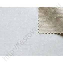 Alapozott hagyományos feszített festővászon - 110x140 cm