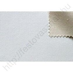 Alapozott hagyományos feszített festővászon - 110x160 cm