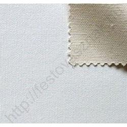 Alapozott hagyományos feszített festővászon - 160x170 cm