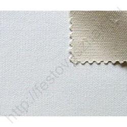 Mennyiségi akció! 10 db alapozott hagyományos feszített festővászon - 50x60 cm