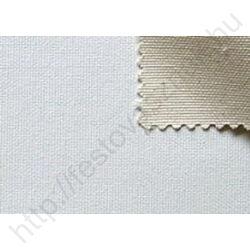 Alapozott hagyományos feszített festővászon - 100x140 cm