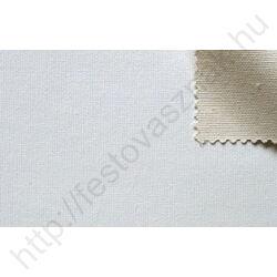 Alapozott hagyományos feszített festővászon - 70x110 cm