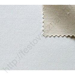 Alapozott hagyományos feszített festővászon - 70x80 cm