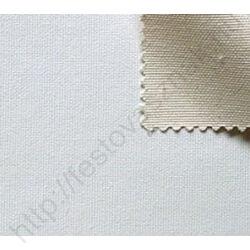 Alapozott hagyományos feszített festővászon - 80x90 cm