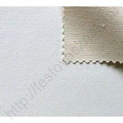 Alapozott hagyományos feszített festővászon - 90x100 cm