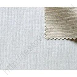 Alapozott hagyományos feszített festővászon - 90x110 cm