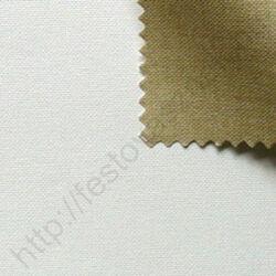 Alapozott finom szintetikus feszített festővászon - 25x25 cm