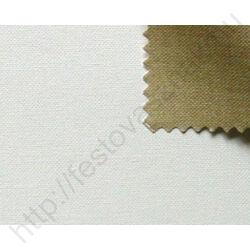 Alapozott finom szintetikus feszített festővászon - 20x25 cm