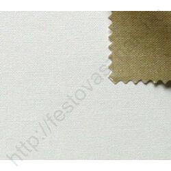 Alapozott finom szintetikus feszített festővászon - 70x80 cm