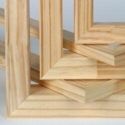 Ékelhető vakkeret 2x4,3 cm - 40x80 cm